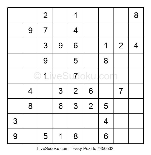 Beginners Puzzle #450532