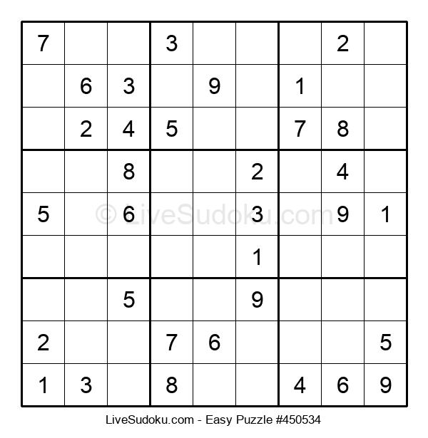 Beginners Puzzle #450534