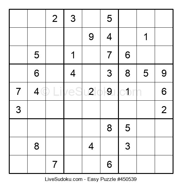 Beginners Puzzle #450539