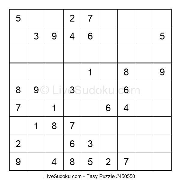 Beginners Puzzle #450550