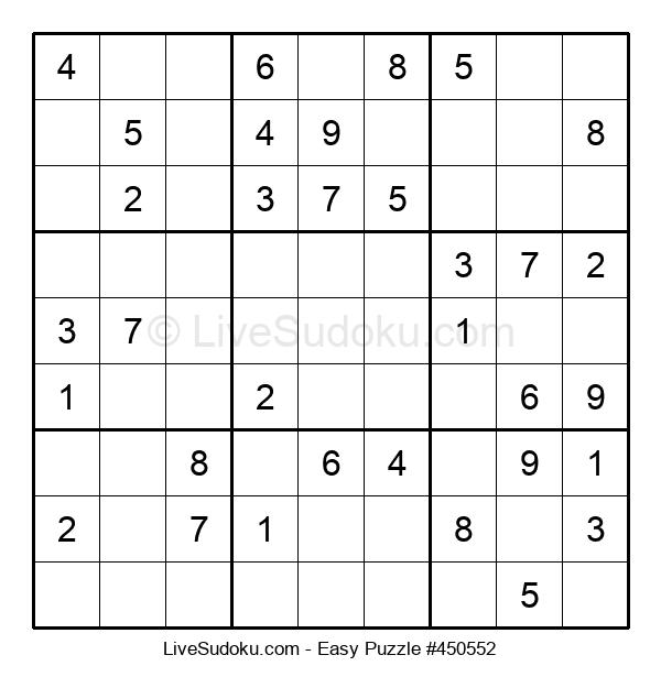 Beginners Puzzle #450552