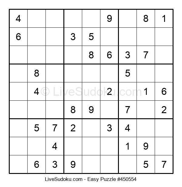 Beginners Puzzle #450554