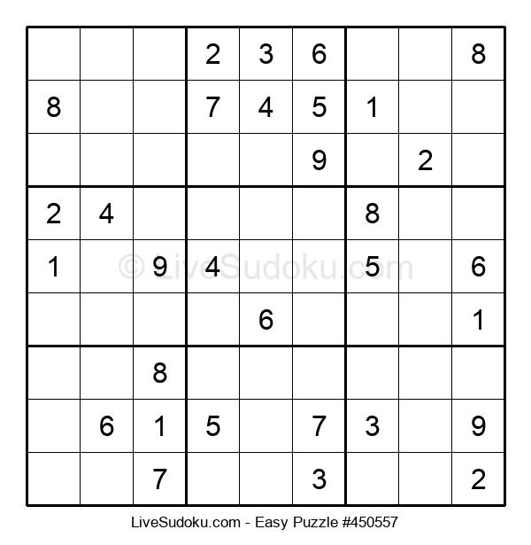Beginners Puzzle #450557