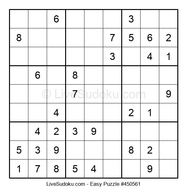 Beginners Puzzle #450561