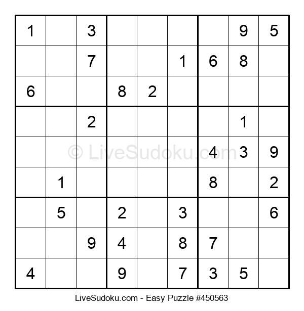 Beginners Puzzle #450563
