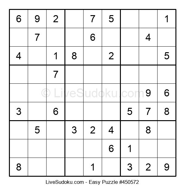 Beginners Puzzle #450572