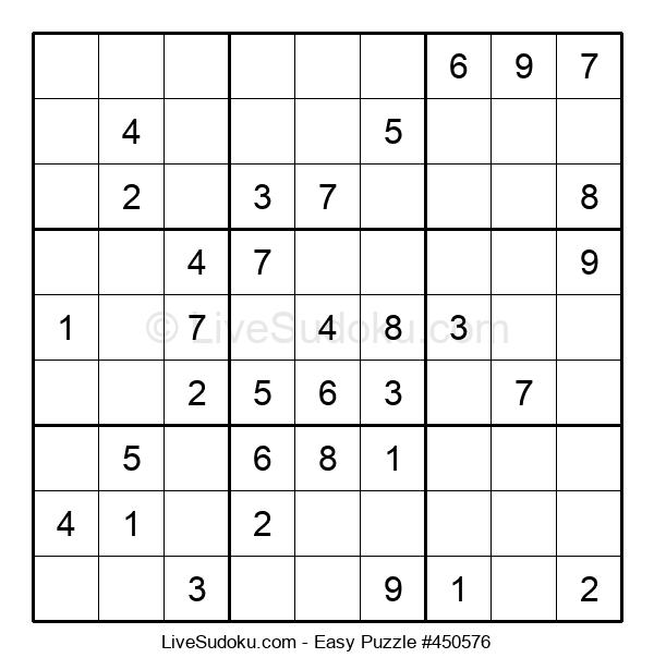 Beginners Puzzle #450576