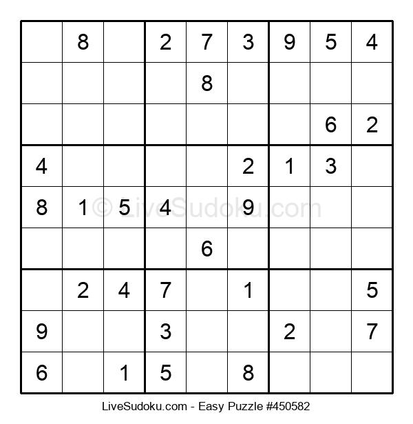 Beginners Puzzle #450582