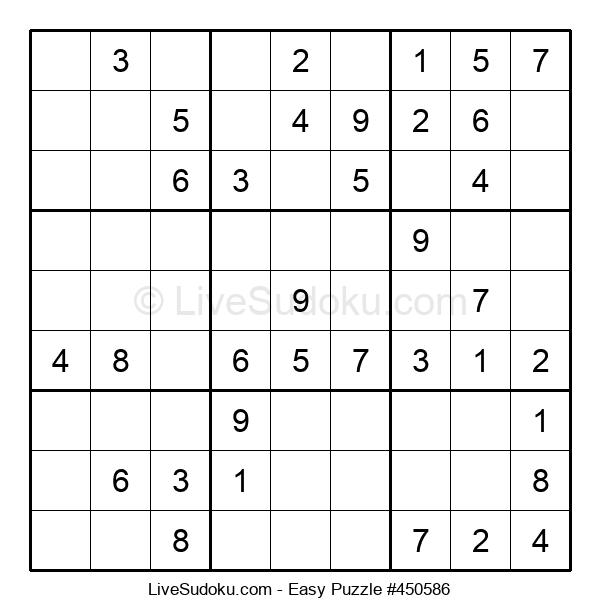 Beginners Puzzle #450586