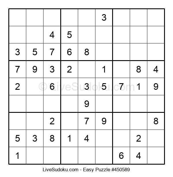 Beginners Puzzle #450589