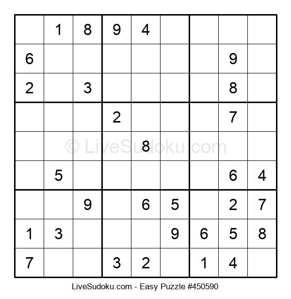 Beginners Puzzle #450590