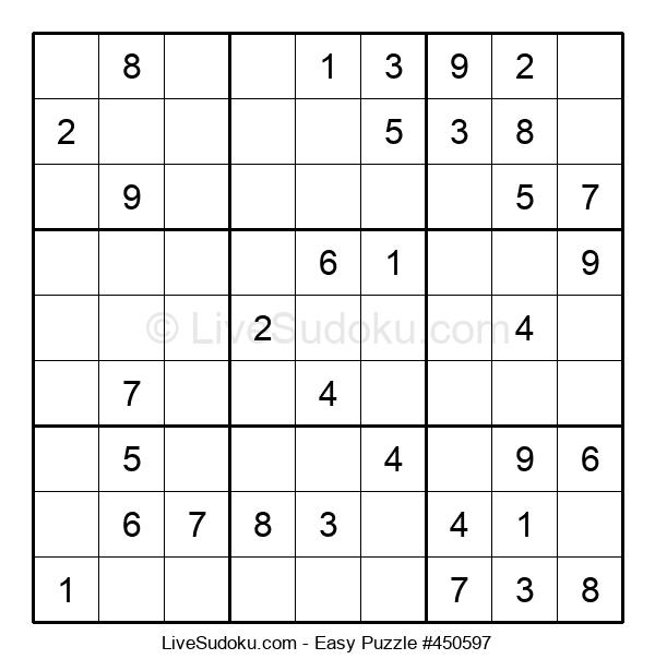 Beginners Puzzle #450597