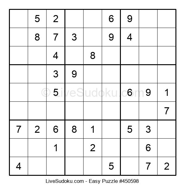 Beginners Puzzle #450598