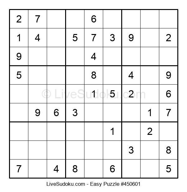 Beginners Puzzle #450601