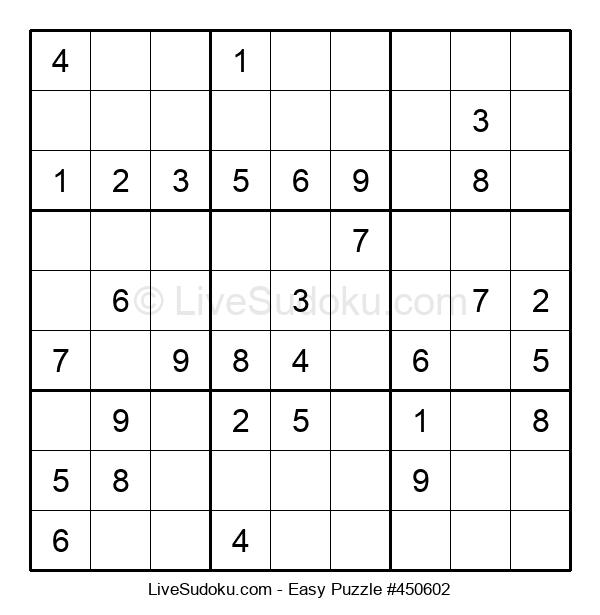 Beginners Puzzle #450602