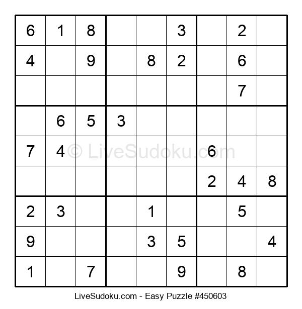 Beginners Puzzle #450603