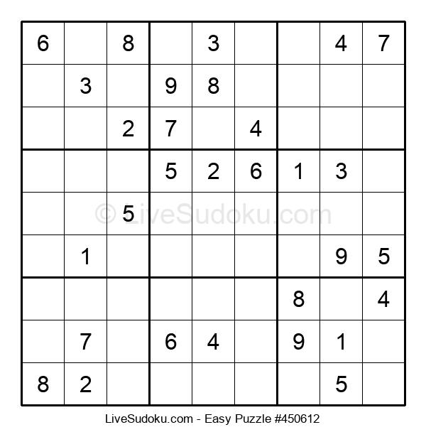 Beginners Puzzle #450612