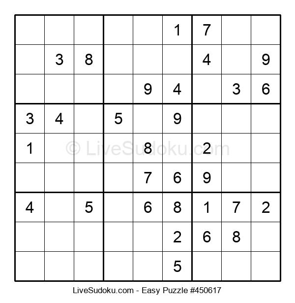 Beginners Puzzle #450617