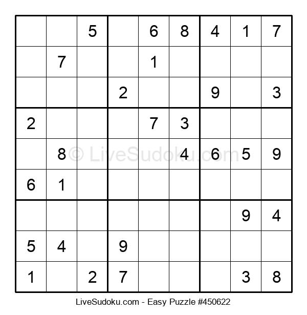 Beginners Puzzle #450622