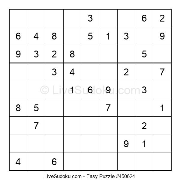 Beginners Puzzle #450624