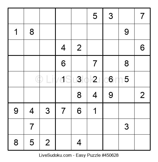 Beginners Puzzle #450628