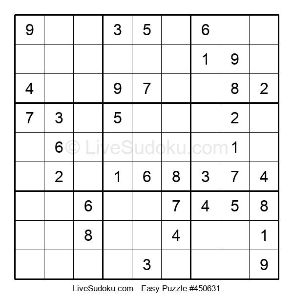 Beginners Puzzle #450631