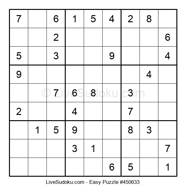 Beginners Puzzle #450633