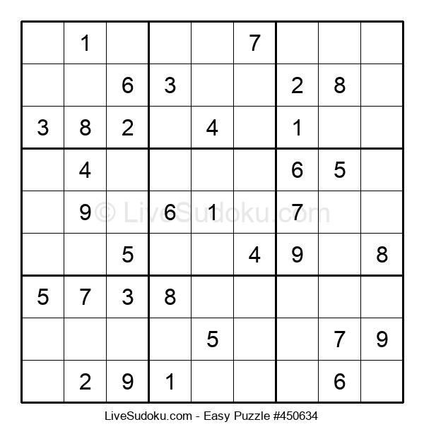 Beginners Puzzle #450634