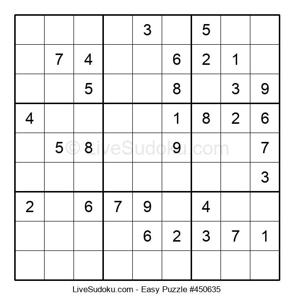 Beginners Puzzle #450635