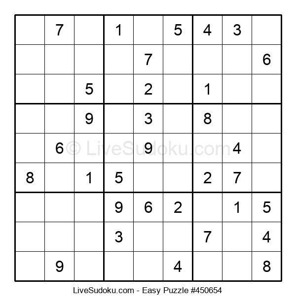 Beginners Puzzle #450654