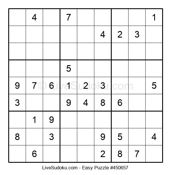 Beginners Puzzle #450657