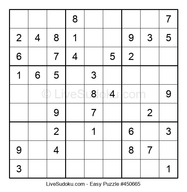 Beginners Puzzle #450665