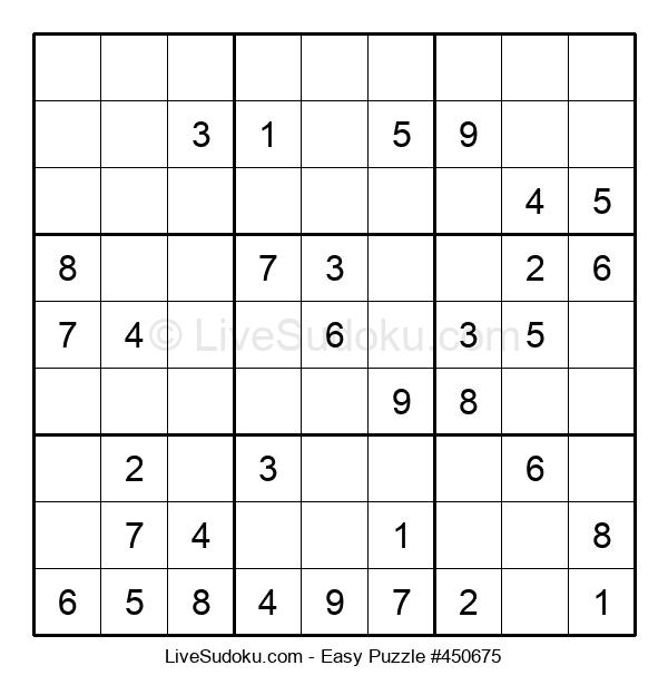 Beginners Puzzle #450675