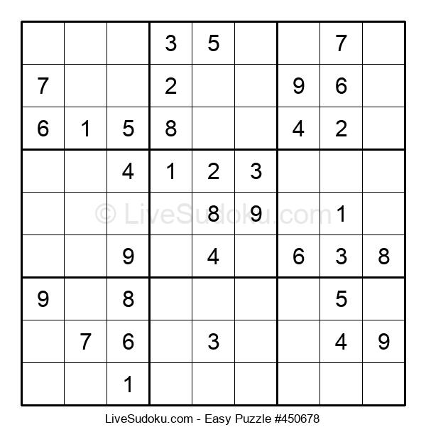 Beginners Puzzle #450678