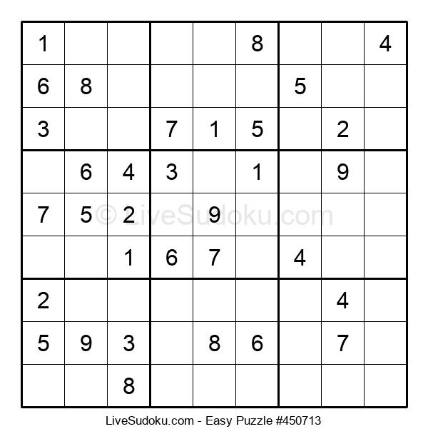 Beginners Puzzle #450713