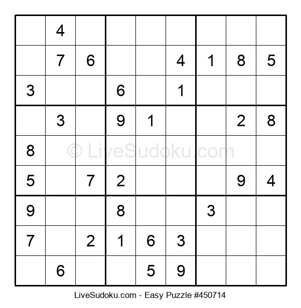 Beginners Puzzle #450714