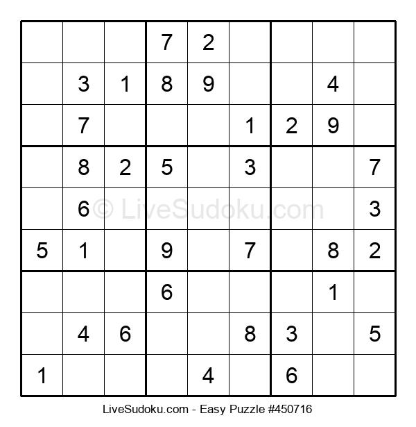 Beginners Puzzle #450716