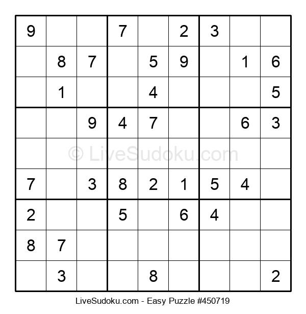 Beginners Puzzle #450719