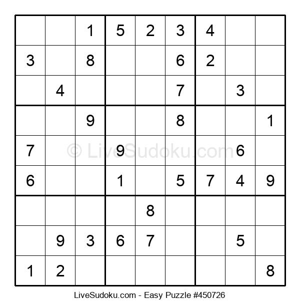 Beginners Puzzle #450726