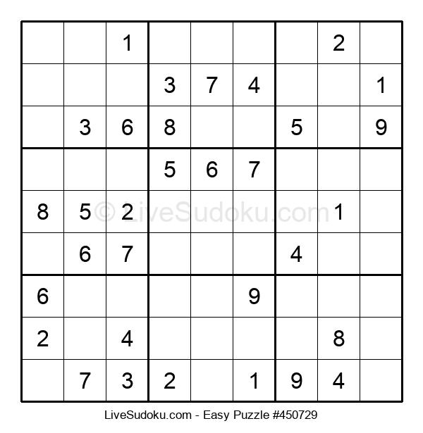 Beginners Puzzle #450729