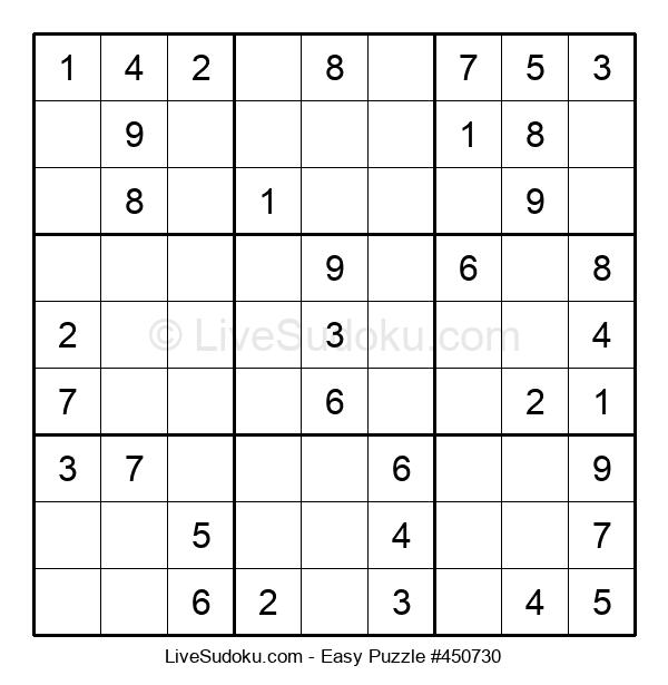 Beginners Puzzle #450730