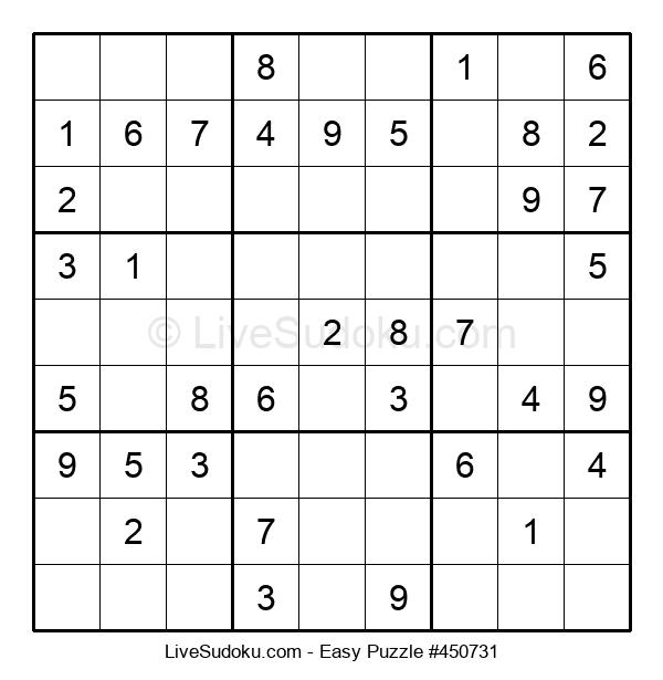 Beginners Puzzle #450731
