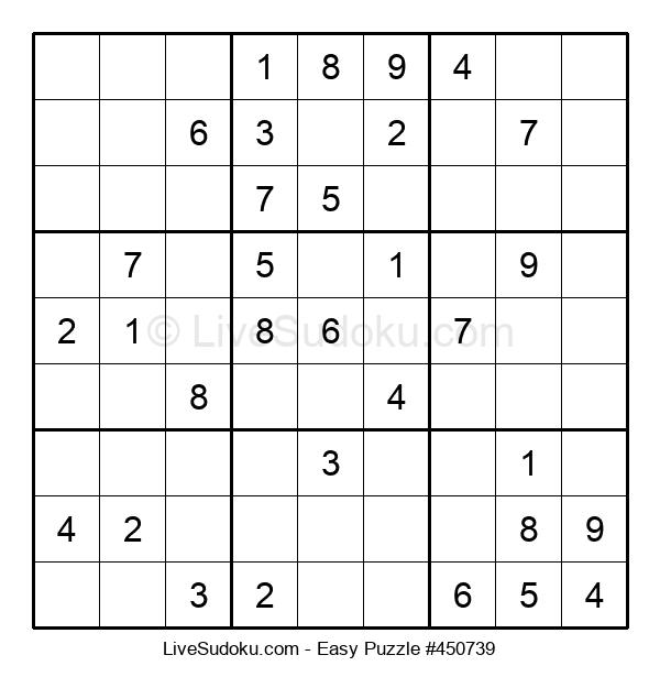 Beginners Puzzle #450739