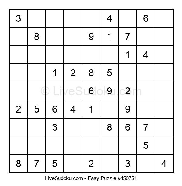 Beginners Puzzle #450751