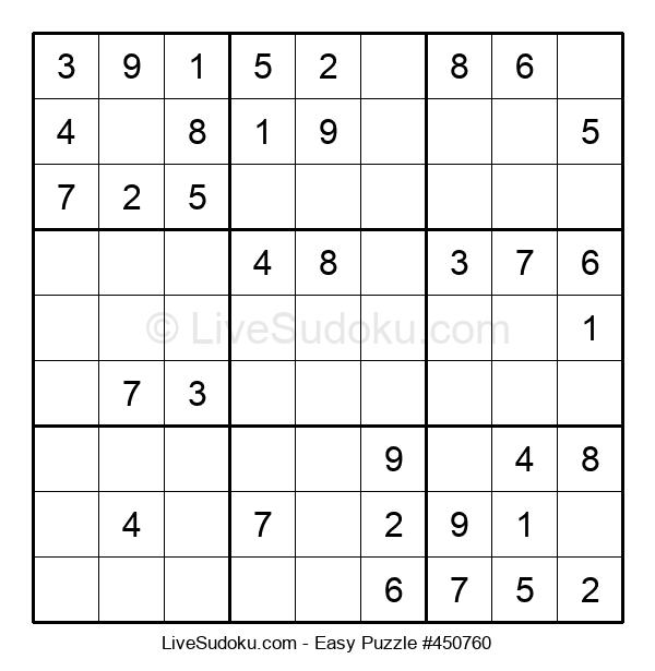 Beginners Puzzle #450760