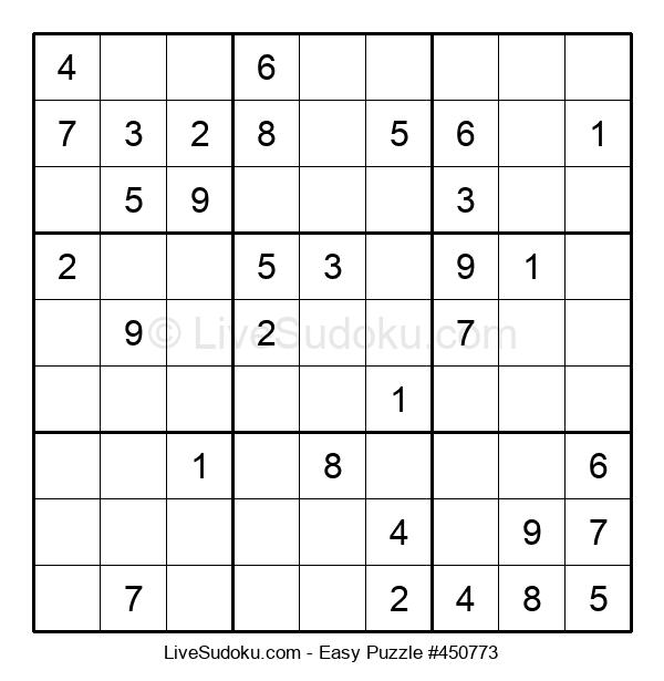 Beginners Puzzle #450773