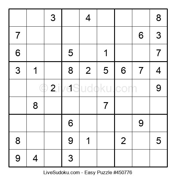 Beginners Puzzle #450776