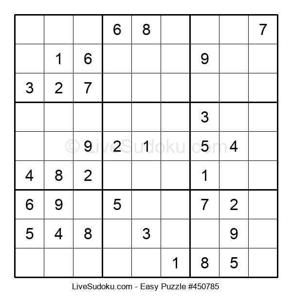 Beginners Puzzle #450785