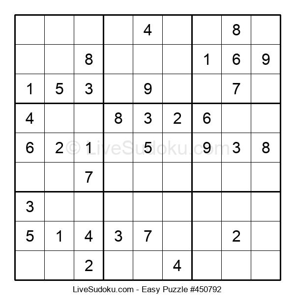 Beginners Puzzle #450792