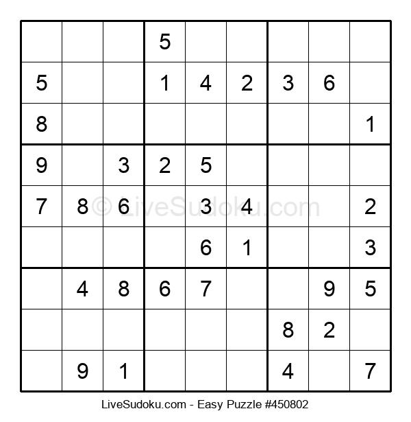 Beginners Puzzle #450802